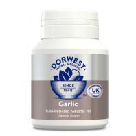 Dorwest - Garlic Tablets - 100